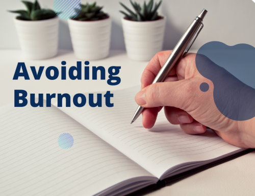 Simple ways for helping you avoid burnout